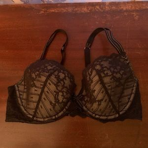 Chantelle Black Lace Bra